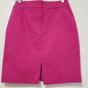 H&M Skirts - H&M neon pink pencil cut skirt size 8